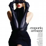Katsia Zingarevich by Tesh for <em>Marie Claire US</em> August 2011