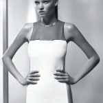 Lara Stone in Calvin Klein for <em>Vogue Russia</em> July 2011