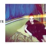 Loewe Fall 2011 Campaign |  Mariacarla Boscono by Mert & Marcus