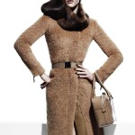 Max Mara Fall 2011 Campaign | Hilary Rhoda by Mario Sorrenti