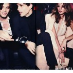 Michael Kors Fall 2011 Campaign Preview | Karmen Pedaru by Mario Testino