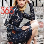 Jessica Stam for <em>FLARE</em> September 2011 (Cover)