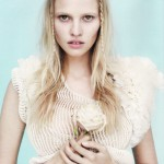 Lara Stone, Mariacarla Boscono &#038; Others by Mert &#038; Marcus for <em>LOVE</em> #6