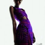 Georgie Badiel by Sheila Okonkwo for <em>Arise</em> #13
