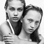 Fresh Face | Andrea & Hanna by Hans Ericksson