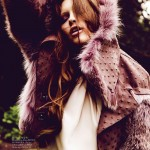 Mila Krasnoiarova by Louis Christopher for <em>Elle Vietnam</em> August 2011