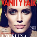 <em>Vanity Fair</em> October 2011 Cover | Angelina Jolie by Mert & Marcus