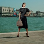 Coco Rocha for Americana Manhasset Fall 2011