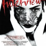<em>Interview</em> September 2011 Cover | Anne Hathaway by Mert & Marcus