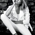 Dree Hemingway for AY Not Dead Spring 2012 Campaign by Sebastian Faena