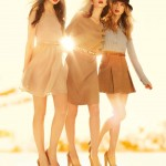 BCBGeneration Fall 2011 Campaign | Sharon, Aurelia, Katya & Mina by David Roemer