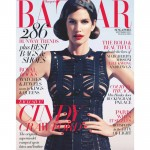Cindy Crawford Covers <em>Harper's Bazaar Singapore</em> September 2011