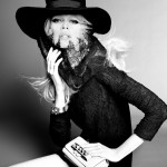 Claudia Schiffer by Tom Munro for <em>Vogue Spain</em> September 2011