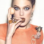 Constance Jablonski by Henrique Gendre for <em>Vogue Brazil</em>