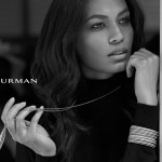 David Yurman Fall 2011 Campaign | Joan Smalls & Arizona Muse by Peter Lindbergh