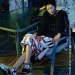 Joan Smalls, Liu Wen, Anais Pouliot &#038; Others by Kacper Kasprzyk for <em>Dazed &#038; Confused</em> September 2011