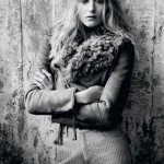 Dree Hemingway for Diesel Black Gold Fall 2011 Campaign by Inez & Vinoodh