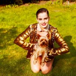 Emma Watson by Mariano Vivanco for <em>i-D</em> Pre-Fall 2011
