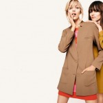 Anja Rubik & Freja Beha Erichsen for H&M Fall 2011 Campaign by Terry Richardson