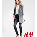 Liu Wen & Edita Vilkeviciute for H&M Trend Update by Peter Gehrke