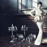 Iris Strubegger by Alexi Lubomirski for <em>Vogue Germany</em> September 2011