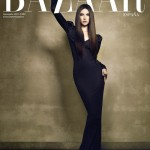 Jacquelyn Jablonski in DSquared2 for <em>Harper's Bazaar's Spain</em> September 2011 (Cover)