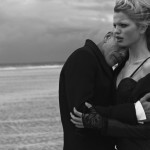 Daphne Groeneveld by Peter Lindbergh for <em>Numéro</em> #126