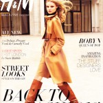 <em>H&#038;M Magazine</em> Fall 2011 Cover | Magdalena Frackowiak by Terry Richardson