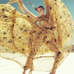 Maryna Linchuk by Paola Kudacki for <em>Harper&#8217;s Bazaar US</em> September 2011