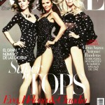 Claudia Schiffer, Helena Christensen &#038; Eva Herzigova Cover <em>Vogue Spain</em> September 2011