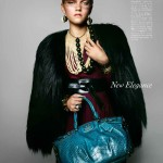 Ebba by Yasunari Kikuma for <em>Vogue Japan</em>