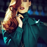 Ilva Heitmann in Gucci by Andoni &amp; Arantxa for <i>Yo Dona</i>