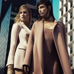 Maud Welzen &amp; Ava Smith by Jason Kim for <i>BlackBook</i> October 2011