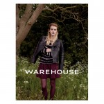 Kori Richardson by Amy Troost for Warehouse Fall 2011 Campaign