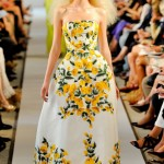 Oscar de la Renta Spring 2012 | New York Fashion Week
