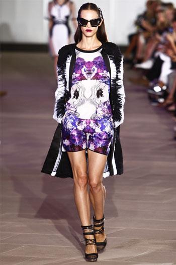 Prabal Gurung Spring 2012 | New York Fashion Week