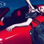 Anne Hathaway for Tod's Fall 2011 Signature Handbags Campaign by Mert & Marcus