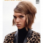 <em>Self Service</em> F/W 2011 Cover | Arizona Muse by Alasdair McLellan