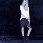Bershka September 2011 Lookbook by Sergi Jasanada