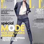 Constance Jablonski Covers <em>Elle France</em> September 2, 2011