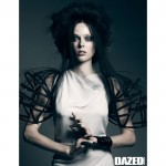 Coco Rocha by Gregory Harris for <em>Dazed & Confused Korea</em> September 2011
