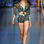 D&G Spring 2012 | Milan Fashion Week