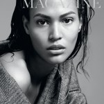 Joan Smalls Covers <em>The Last Magazine</em> F/W 2011 by Karim Sadli