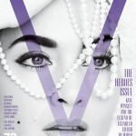 <em>V Magazine</em> #73 Cover | Kate Winslet by Mario Testino