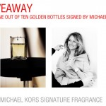 Michael Kors Signature Fragrance Giveaway Update