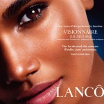 "Arlenis Sosa for Lancome ""Visionnaire"" Campaign"