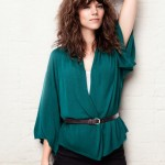 "Freja Beha Erichsen & Heidi Mount for H&M ""New Silhouettes"" Collection"