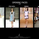 Milan Fashion Week Opening Faces – d'management group