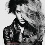 Barbara Palvin by Jan Welters for <i>Elle France</i> September 2011