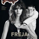 <em>POP</em> F/W 2011 Cover | Freja Beha Erichsen & Georgia May Jagger